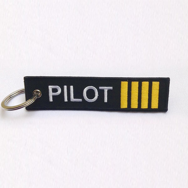 Llavero Pilot IIII
