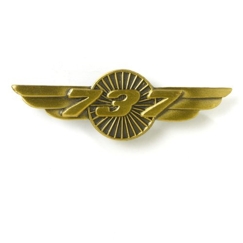 Pin Boeing 737 Original