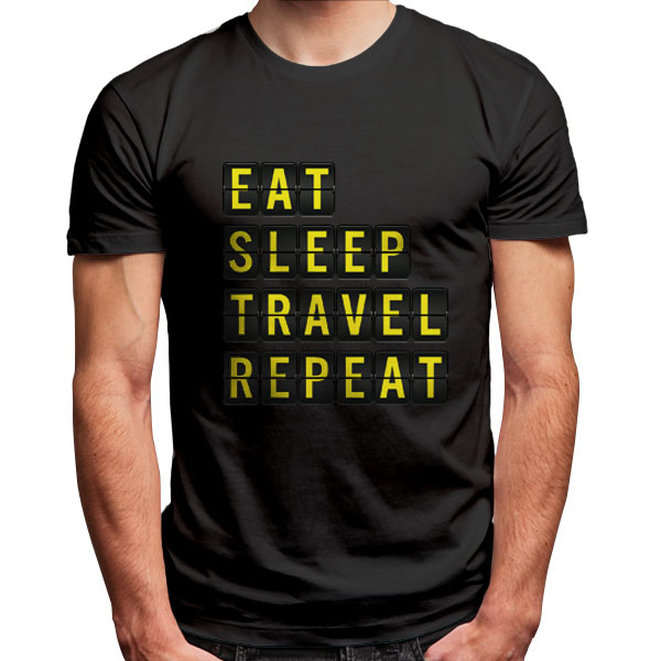 Polo Eat – Sleep – Travel – Repeat