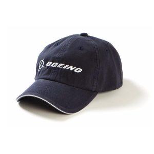 Gorra Boeing Azul Marino Original